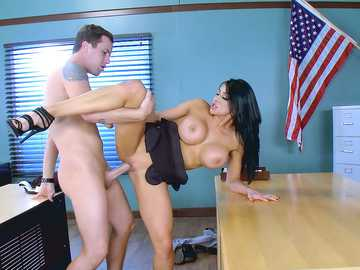 Audrey Bitoni in My Dirty Talking Prof