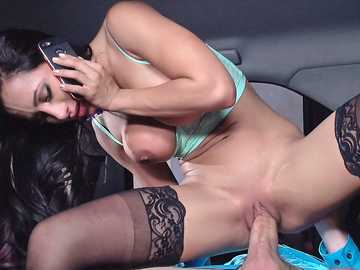Amia Miley: A Parking Lot Pounding