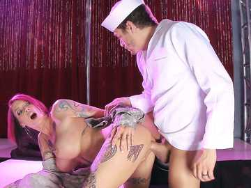 Anna Bell Peaks: In the Navy Now