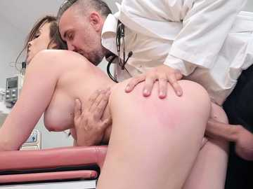 Insemination of the MILF Chanel Preston