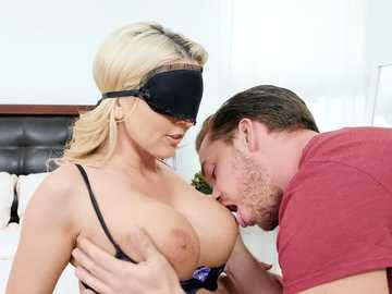 Christie Stevens: My Blindfolded Stepmom