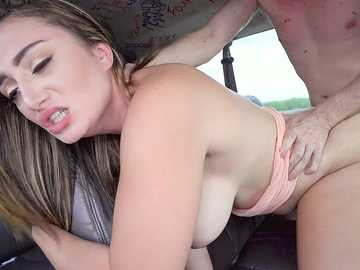 Britt James: Clout Hungry Chick Gets Dick