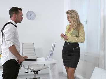 Mary Kalisy: Sex At The Office