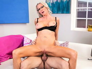 Emma Starr has been tutoring from home. Her student finds her sex toy and realizes that she ...