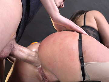Lana Roy: Anal In The Club