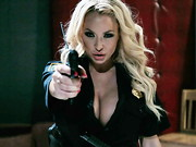 Officer Summer Brielle has criminals Xander Corvus and Ramon Nomar cornered. This could be the ...