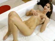 Slender Russian babe Taniella is ridden by well-endowed Rocco